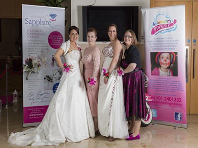 Bridal and Pink Tie Charity Ball 2017