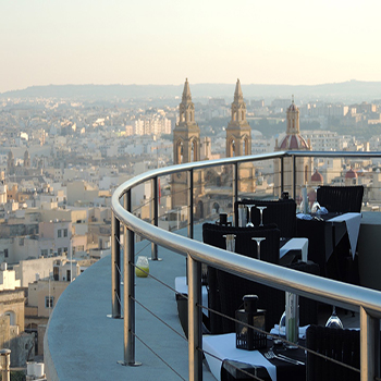 Five minutes with The Palace Hotel Malta