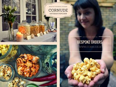 Cornude Artisan Popcorn