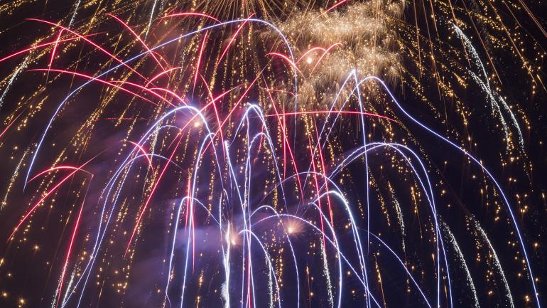 Spectacular New Year's Eve inspired ideas
