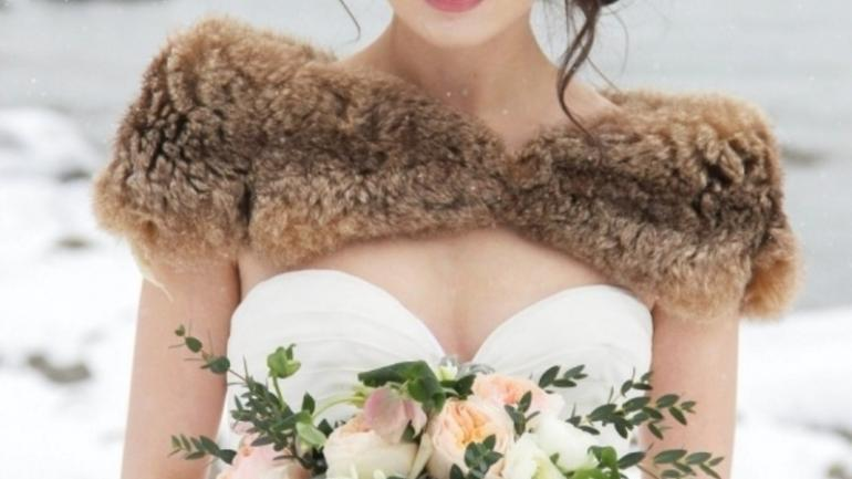 Staying warm on your big day