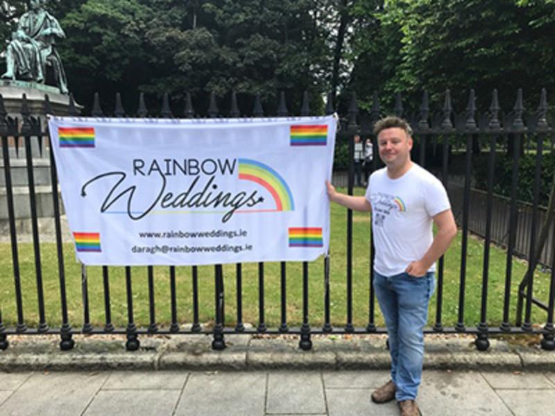 Ask the Expert: Daragh Doyle – Rainbow Weddings