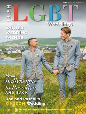 Irish LGBT Weddings featured on The Late Late Show