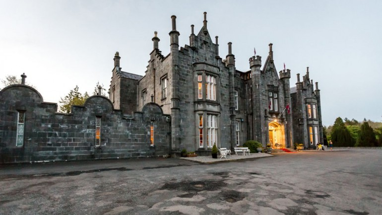 My Irish castle wedding