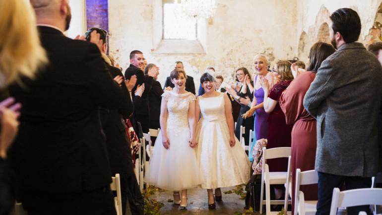 A beautiful Belleek Castle Hotel wedding day