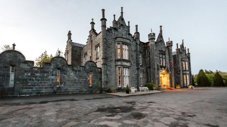 My Irish castle wedding